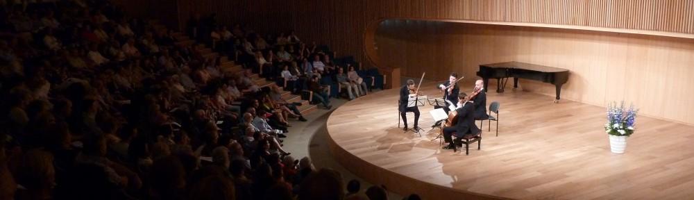 קונצרטים בתל אביב המרכז למוסיקה קאמרית