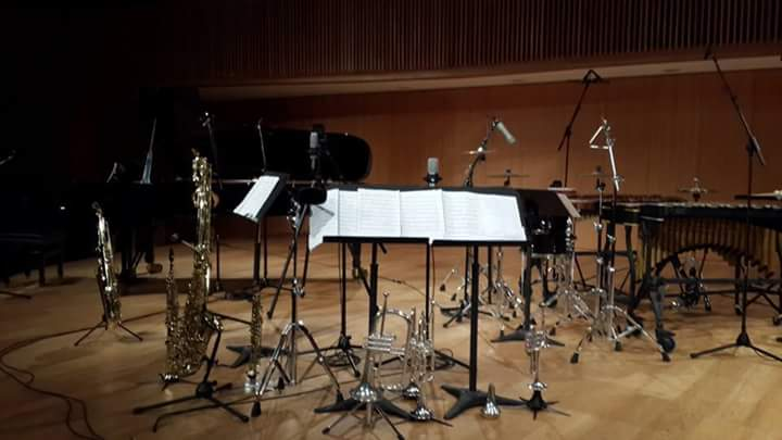 Tempera Recording Setup