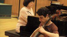 יובל אולמן (כיתת חגית גלזר), פסנתר זויה שכטר